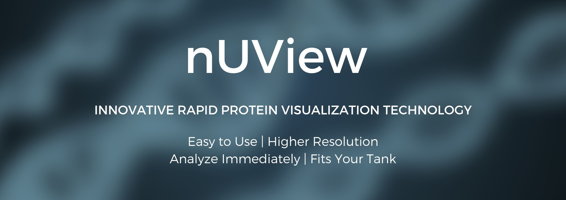 Innovative Rapid Protein Visualization Technology for Protein Electorphoresis